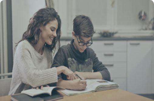 Home tutor in Spain